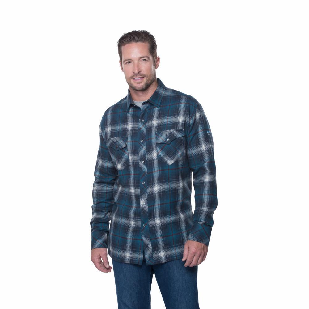 Kuhl Men's Lowdown Shirt ATLANTIK