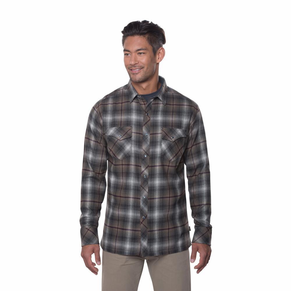 Kuhl Men's Lowdown Shirt BLKSAND