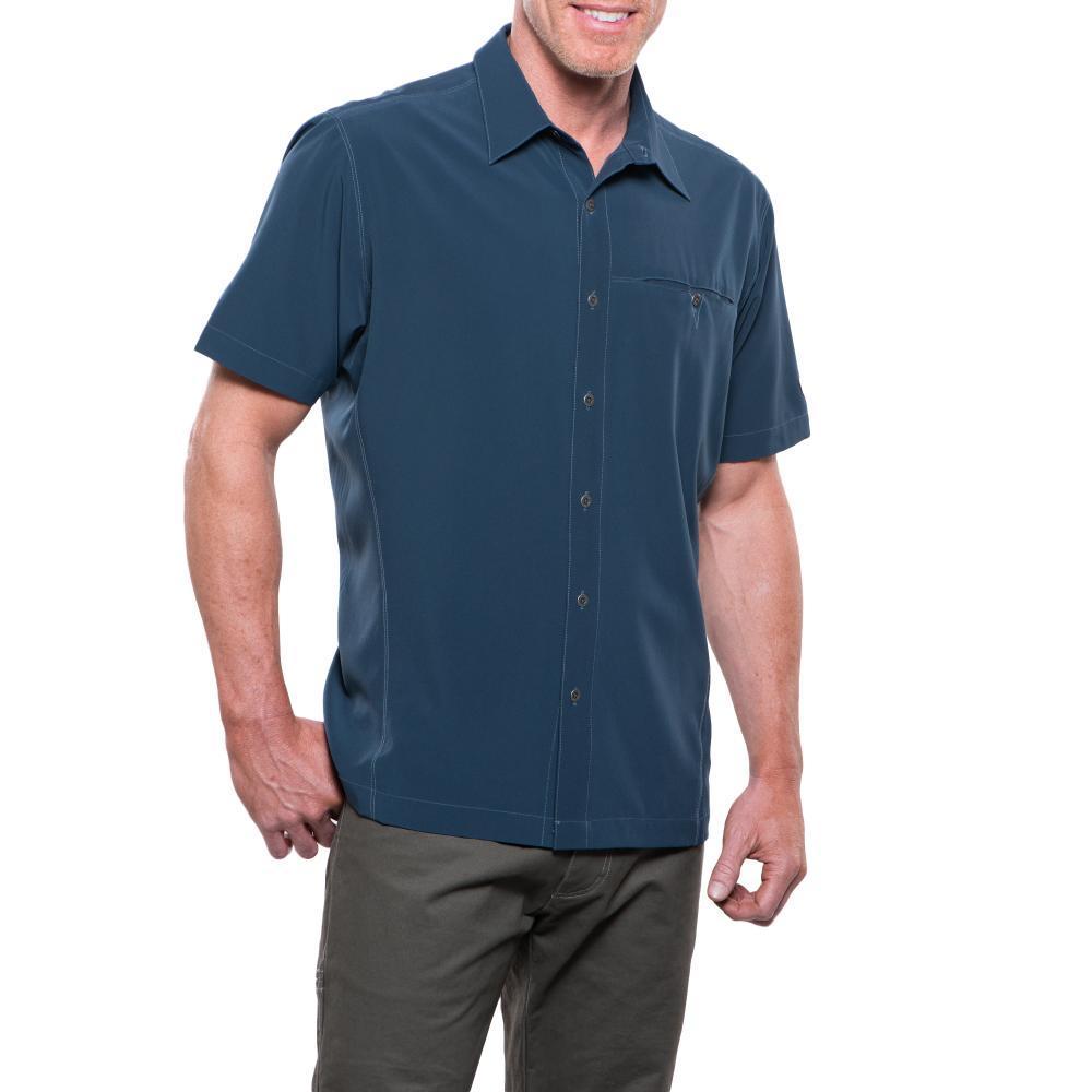 Kuhl Men's Renegade Shirt PIRATEBLUE