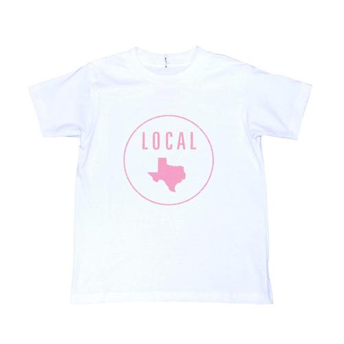 Locally Grown Kids Texas Local Tee