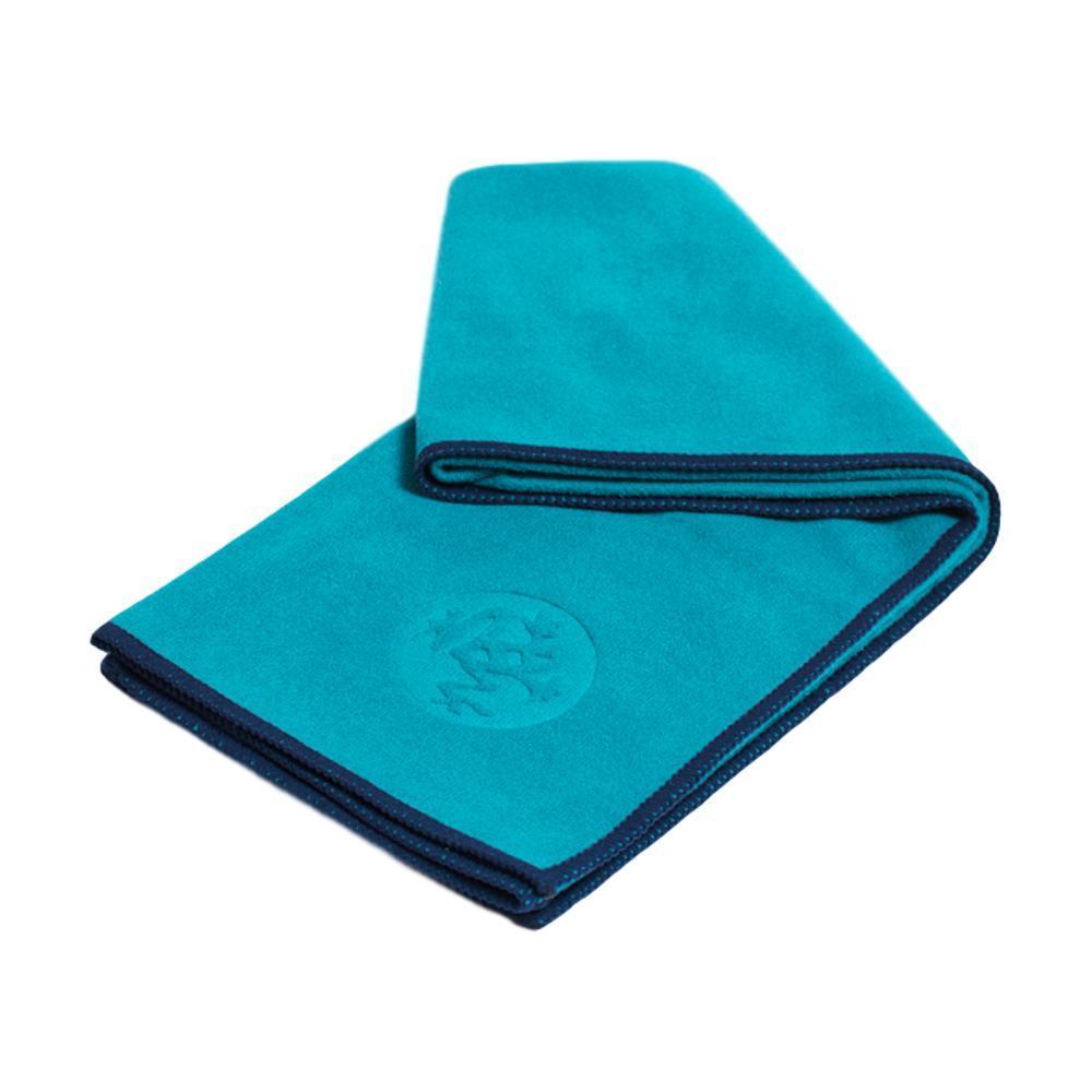 Manduka eQua Hand Yoga Towel - Harbour HARBOUR