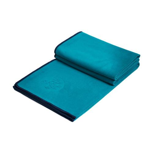 Manduka eQua Yoga Towel - Harbour