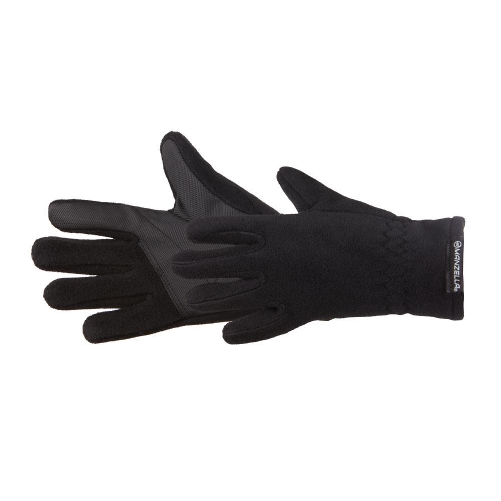 Manzella Youth Tahoe Jr. Gloves BLACK