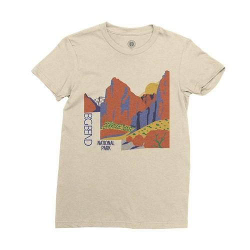 Parks Project Women's Big Bend Sunset Tee