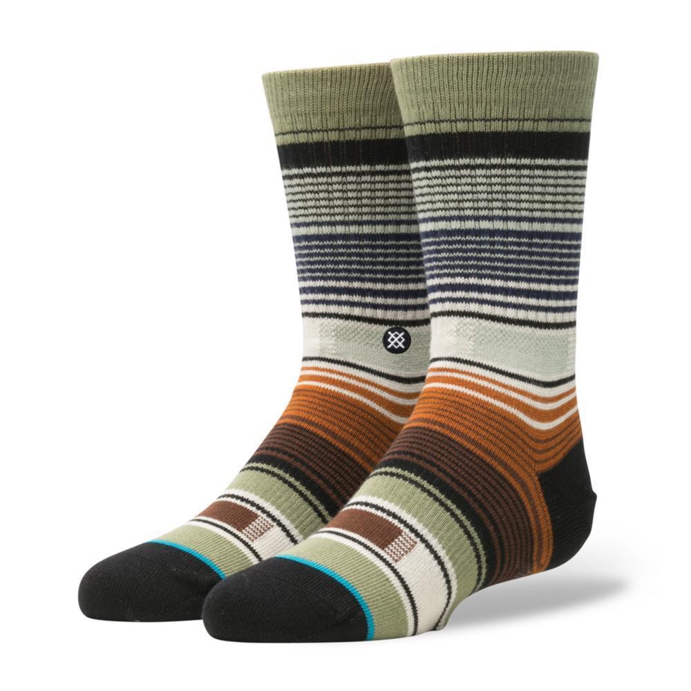Stance Kids Hatchets Socks GREEN