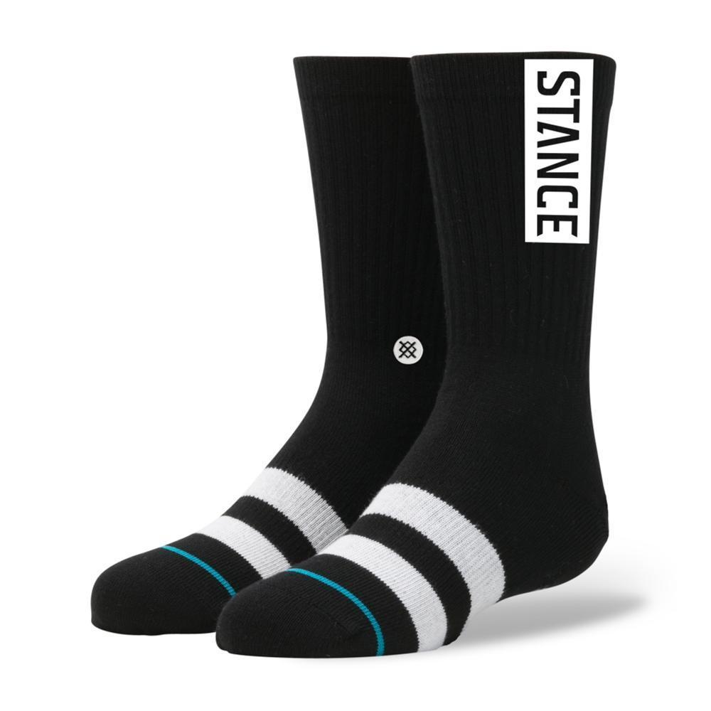 Stance Boys OG Socks BLACK