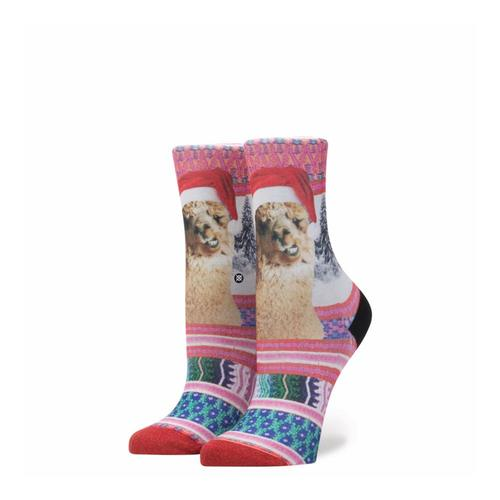 Stance Kids Tinas Holiday Crew Socks