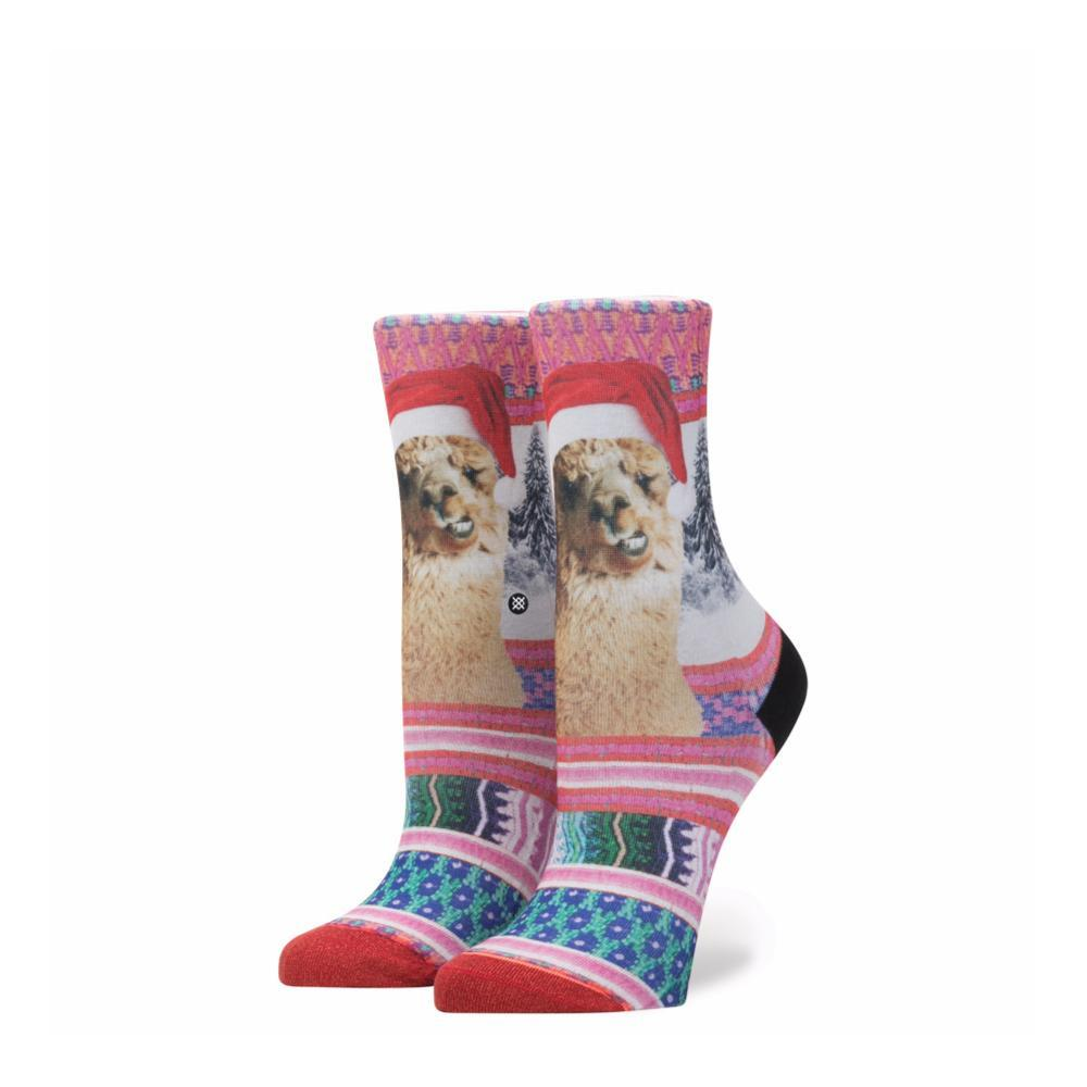 Stance Kids Tinas Holiday Crew Socks MULTI