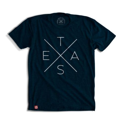 Tumbleweed TexStyles Unisex Big X Texas T-Shirt