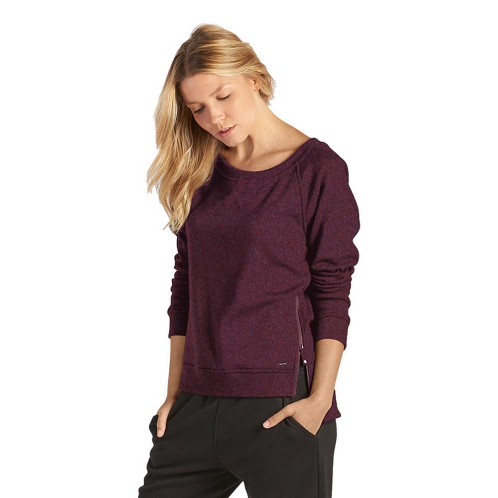 Ugg Women's Morgan Sweatshirt PORTHTHR