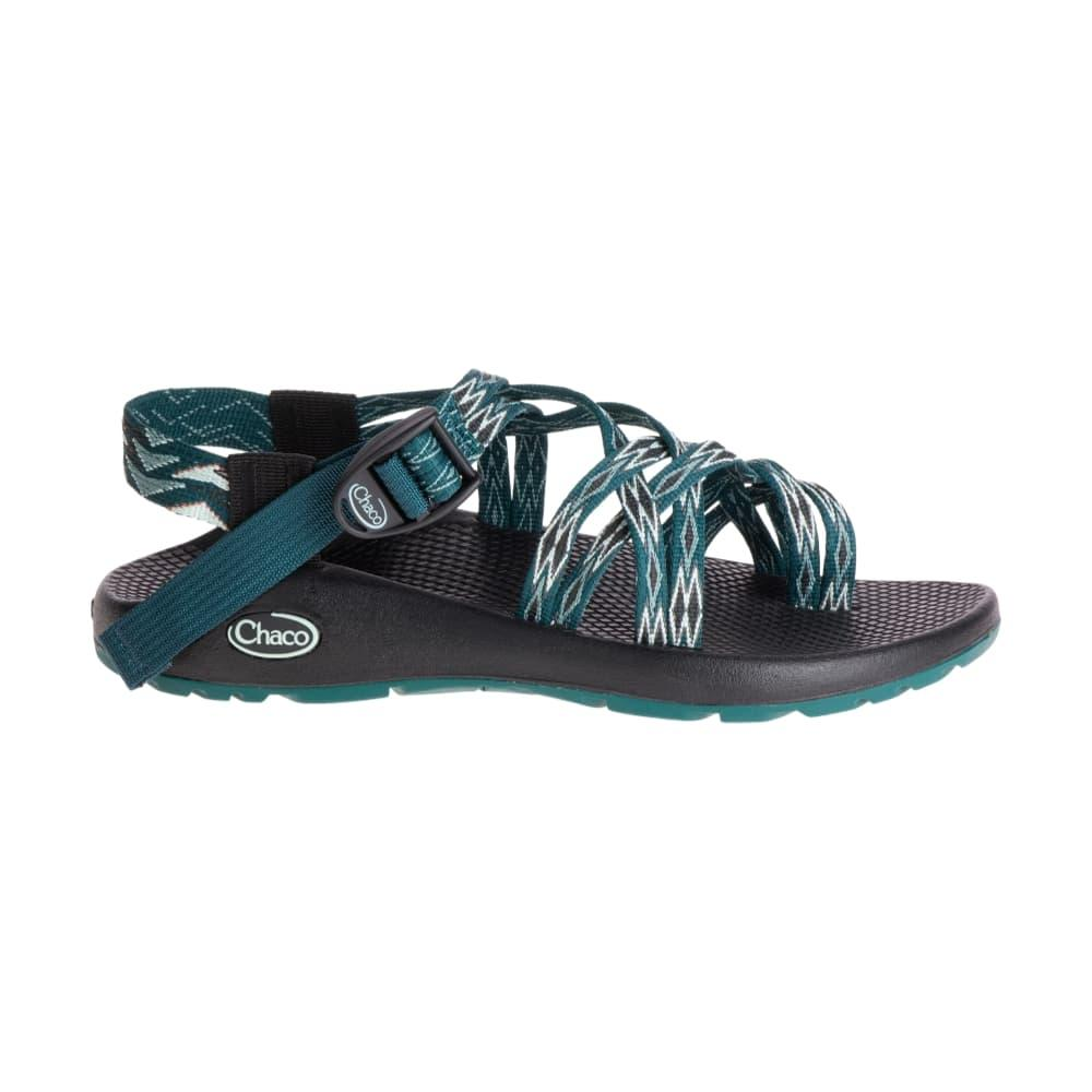 Chaco Women's ZX/2 Classic Sandals ANGULARTEAL