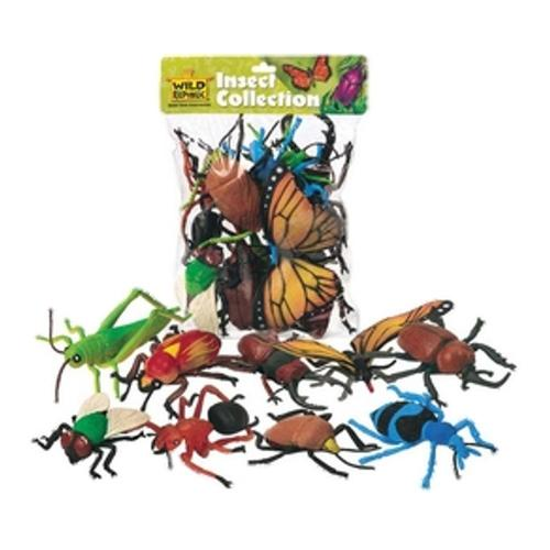 Wild Republic Polybag Insect Collection