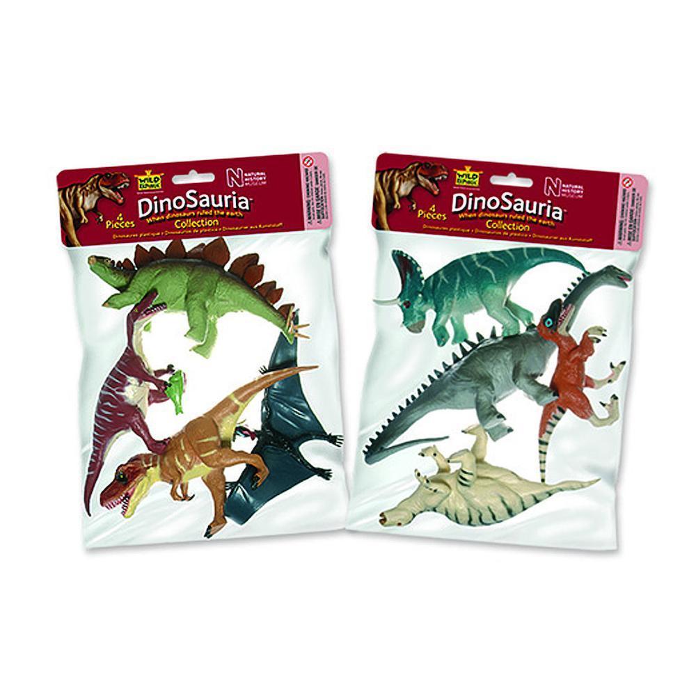 Wild Republic Polybag Dinosauria Collection