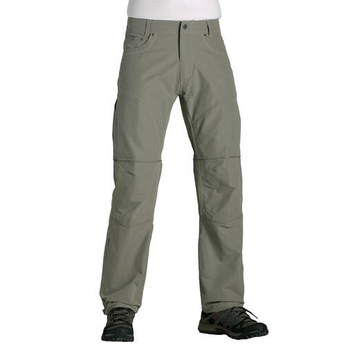 Kuhl Men's Liberator Convertible Pant - 32in Khaki