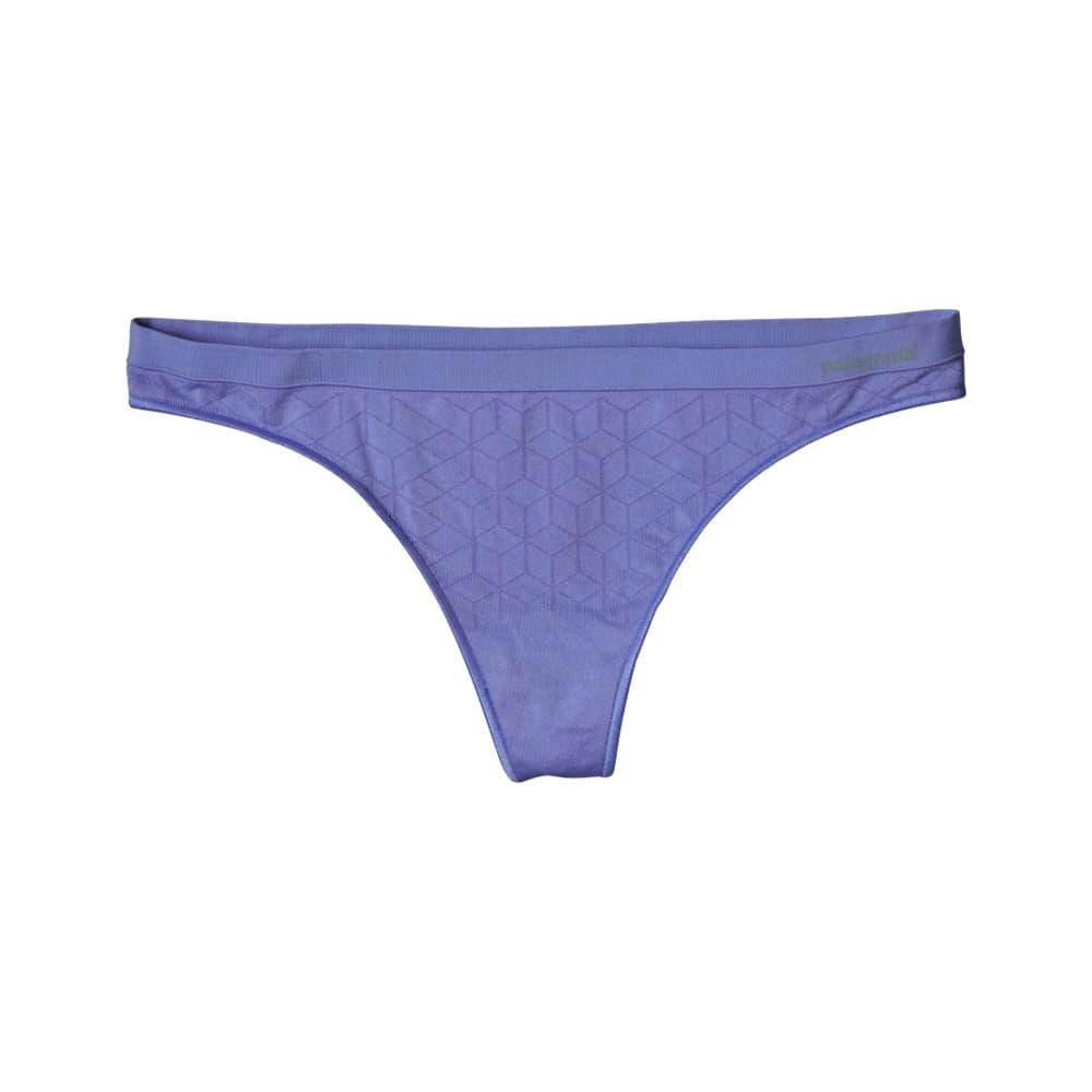 Patagonia Women's Barely Thong VIOLET_GVOB
