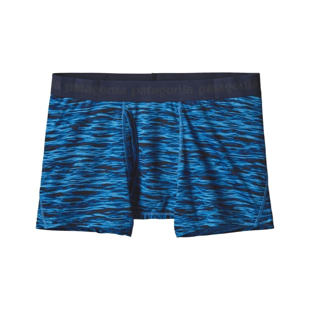 The Patagonia Men's Capilene Daily Boxer Briefs OCNBLUE_OORB