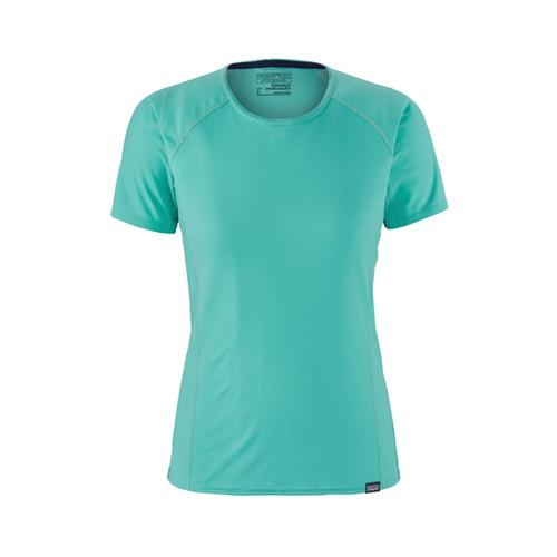 Patagonia Women's Capilene Lightweight T-Shirt Sblue_strb
