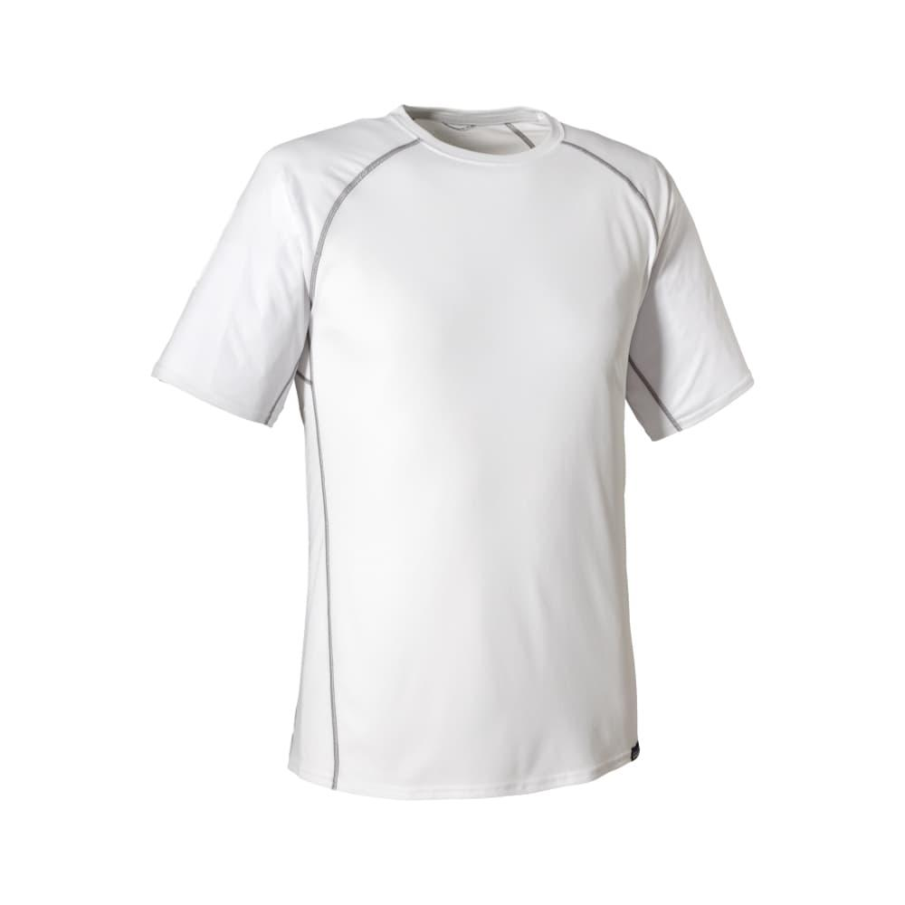 Patagonia Men's Capilene Lightweight T-shirt WHITE_WHI