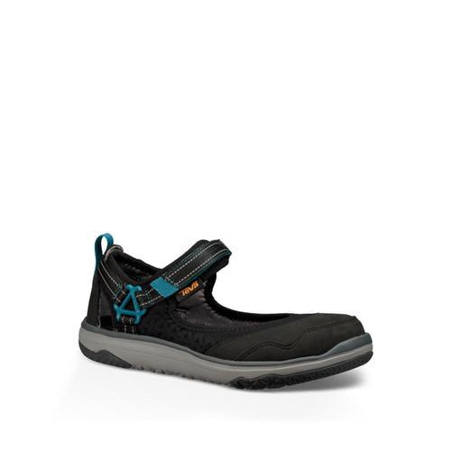Teva Women's Terra-Float Travel MJ Waterproof Flats Black