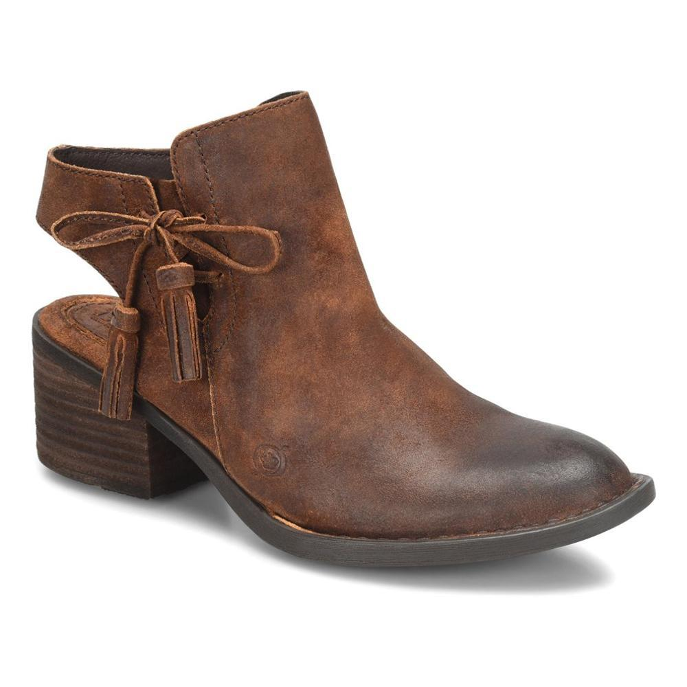 Born Women's Monikah Boots TOBACCO