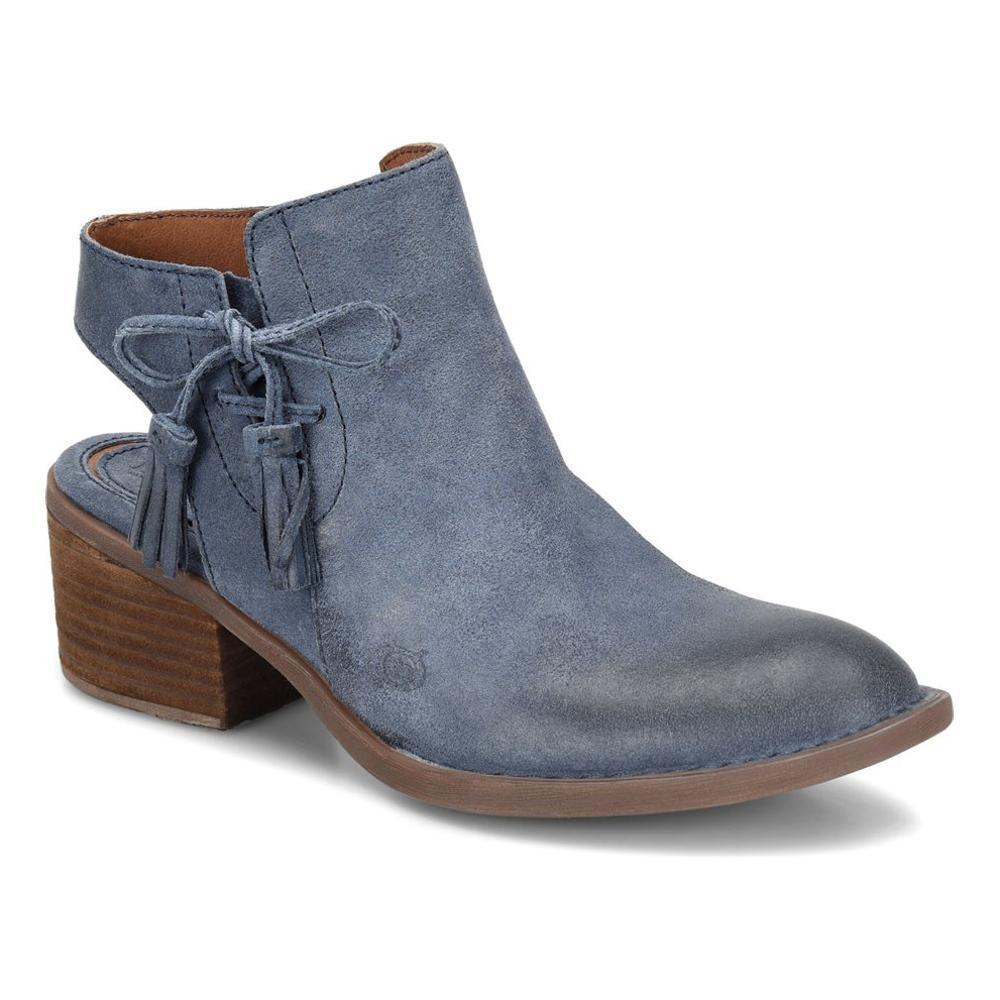 Born Women's Monikah Boots BLUE