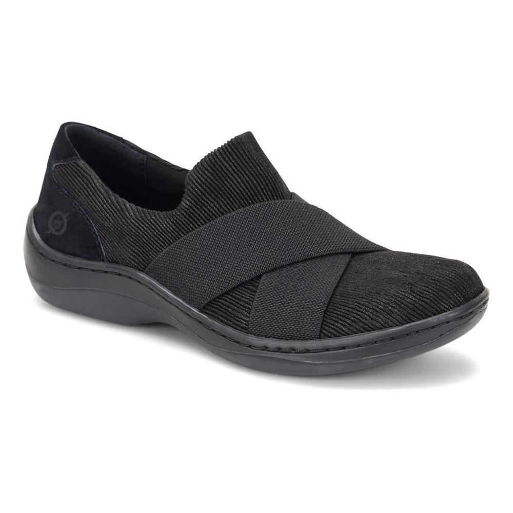 Born Women's Banshee Casual Shoes BLACK