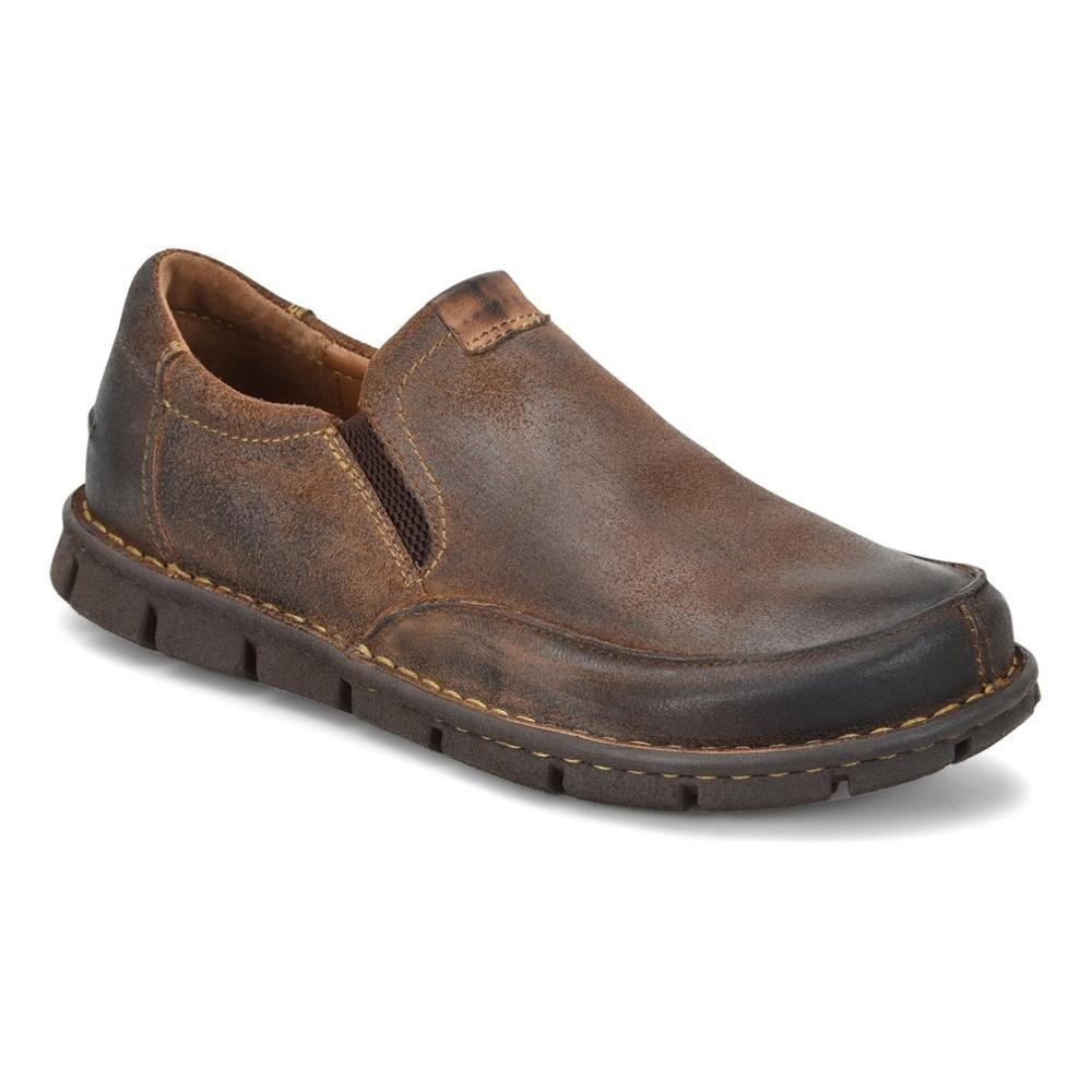 Born Men's Brewer Shoes RUST