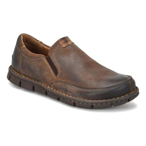 Born Men's Brewer Shoes Rust