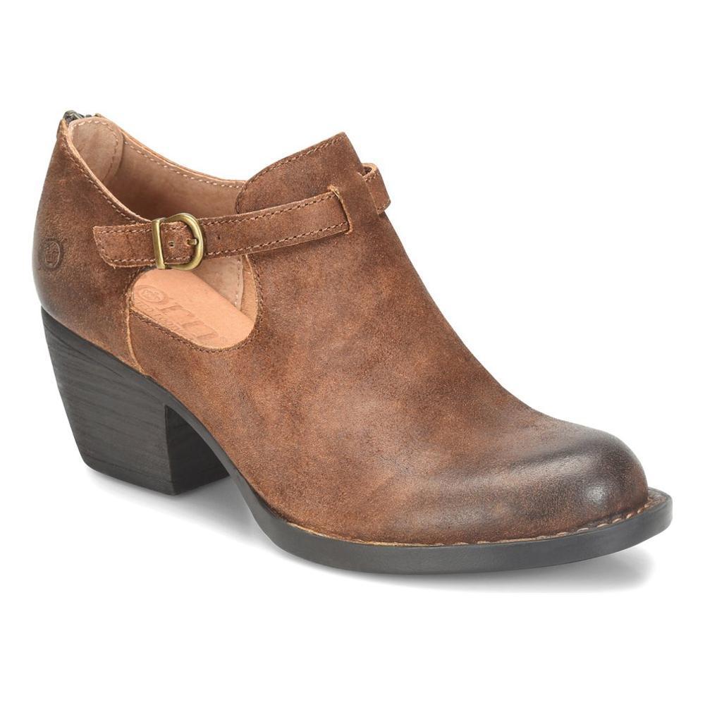 Born Women's Mendocino Boots RUST