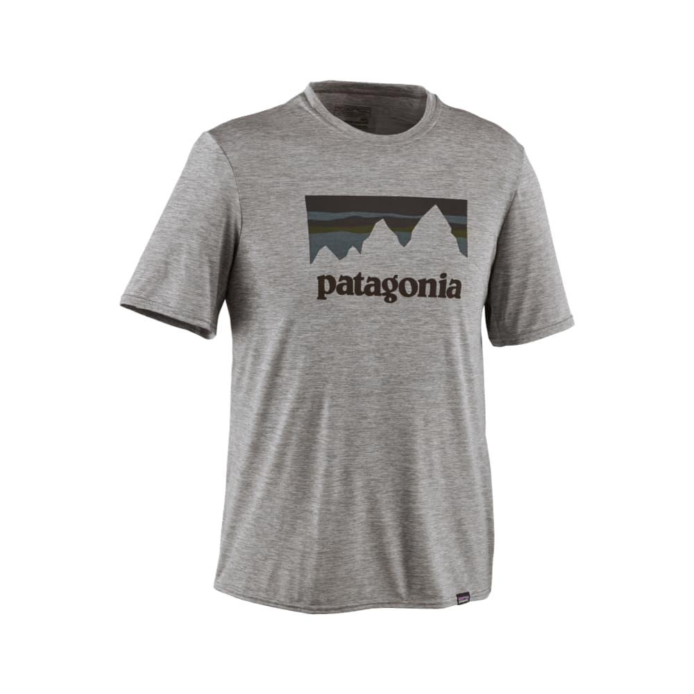 Patagonia Men's Capilene Daily Graphic T-Shirt FGREY_AAFE