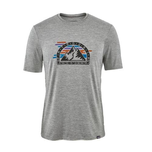 Patagonia Men's Capilene Daily Graphic T-Shirt Fitzrr_frrf