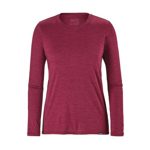 Patagonia Women's Capilene Daily Long-Sleeved T-shirt