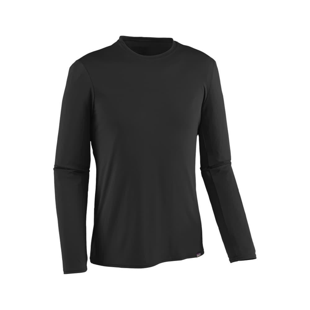 Patagonia Men's Capilene Daily Long-Sleeved T-Shirt BLACK_BLK