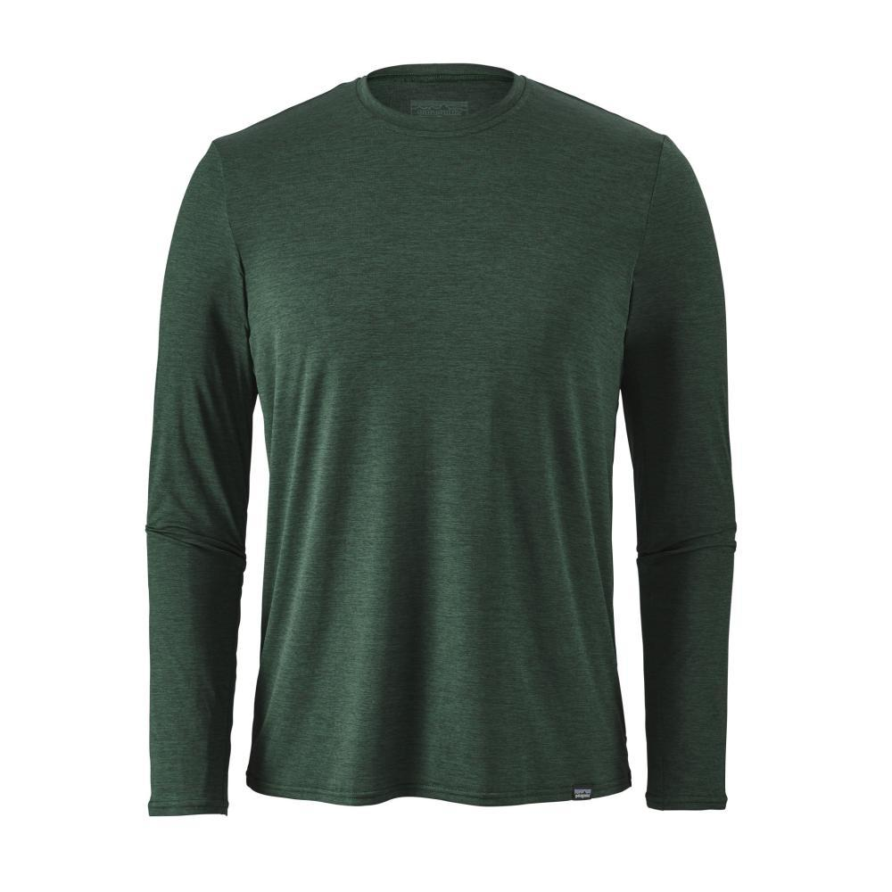 Patagonia Men's Capilene Daily Long-Sleeved T-Shirt MICROG_MGCX