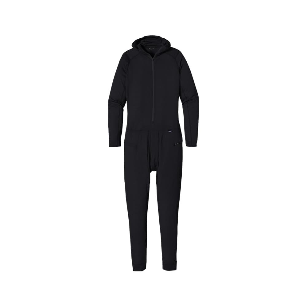 Patagonia Men's Capilene Thermal Weight One-Piece Suit BLK