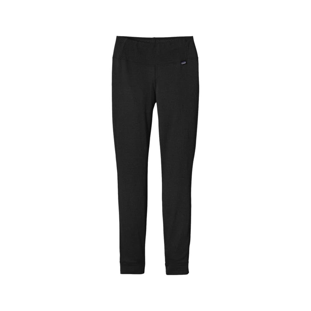 Patagonia Women's Capilene Thermal Weight Bottoms BLK