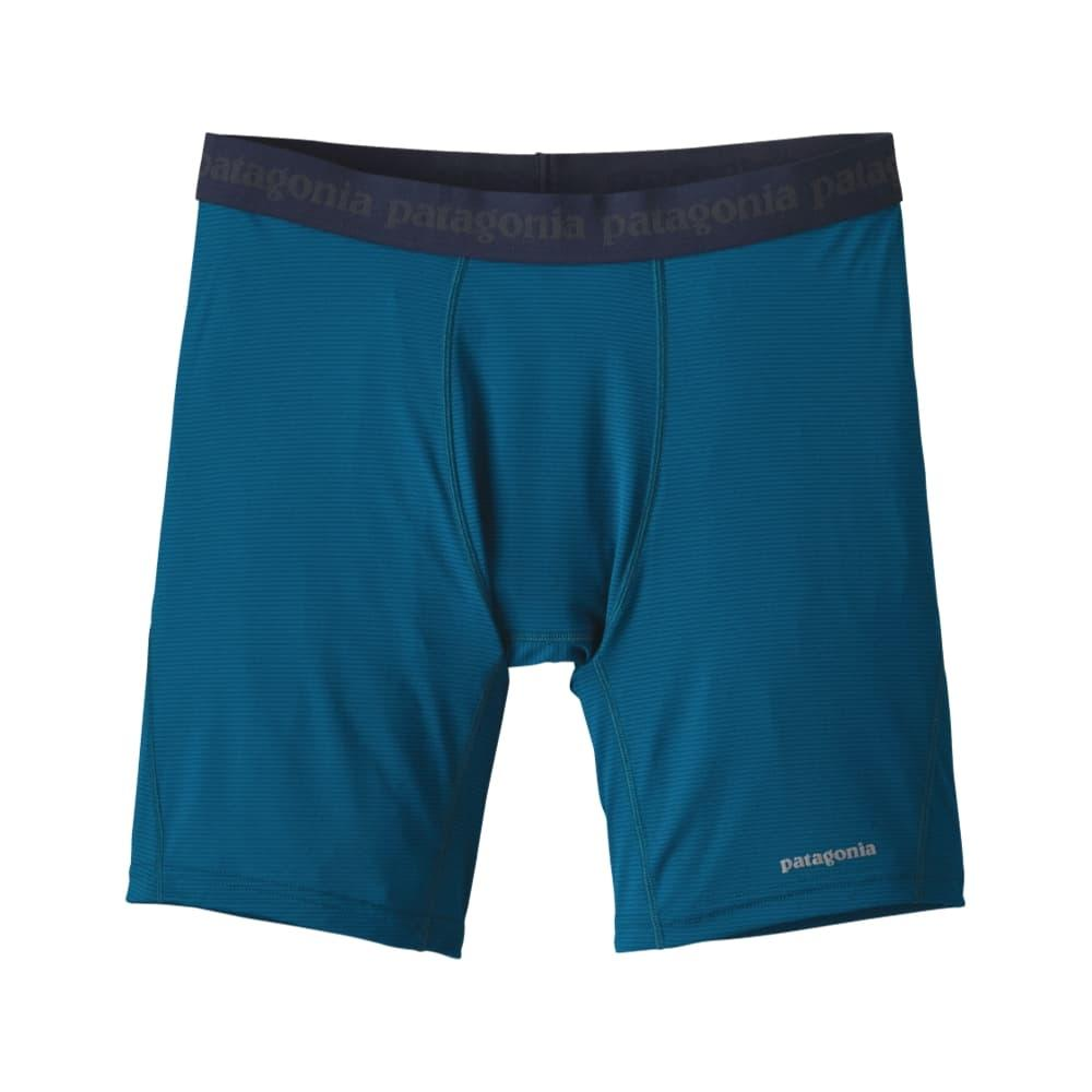 Patagonia Men's Lightweight Performance Boxers BSBLUE_BSRB