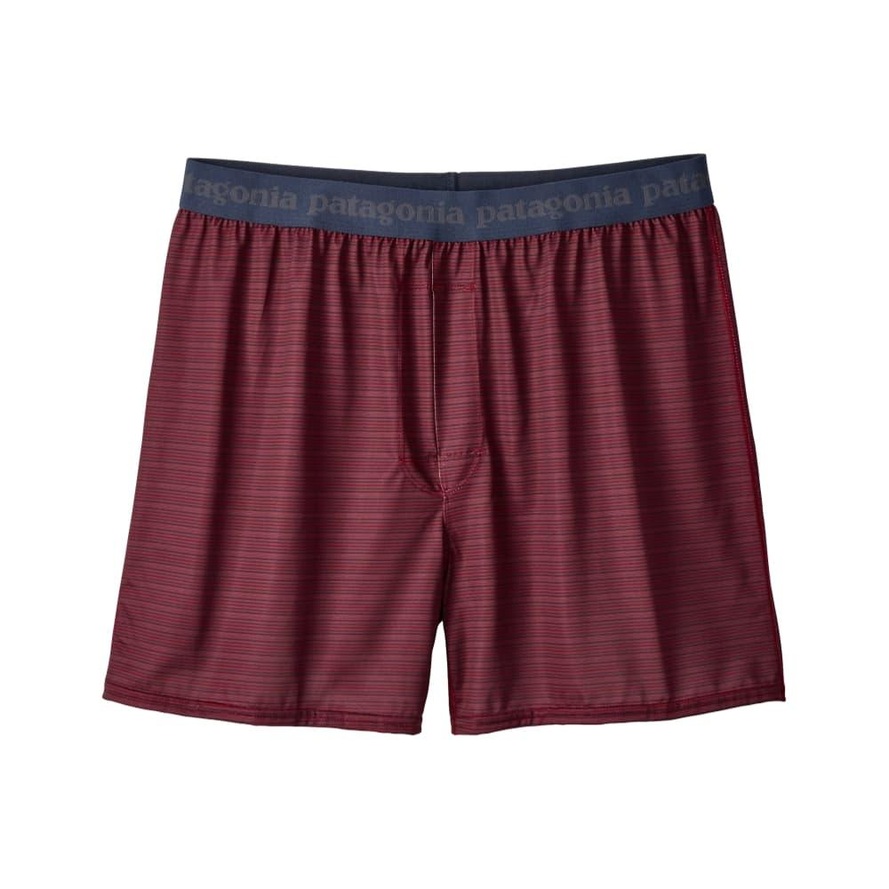 Patagonia Men's Capilene Daily Boxers DRED_LCDF