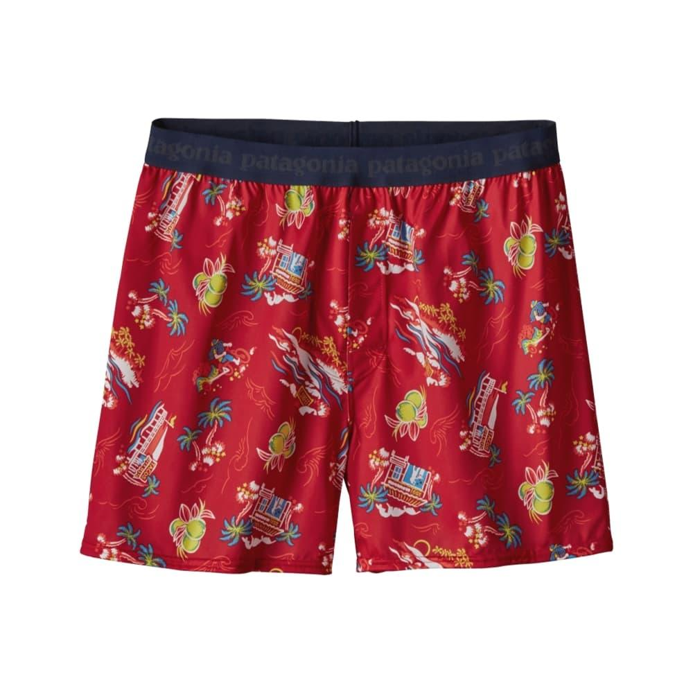 Patagonia Men's Capilene Daily Boxers FIRE_CSTF