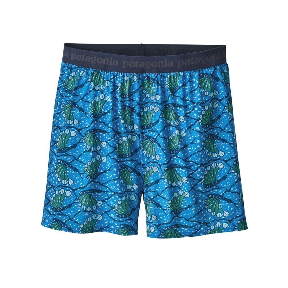 Patagonia Men's Capilene Daily Boxers RBLUE_HXYR
