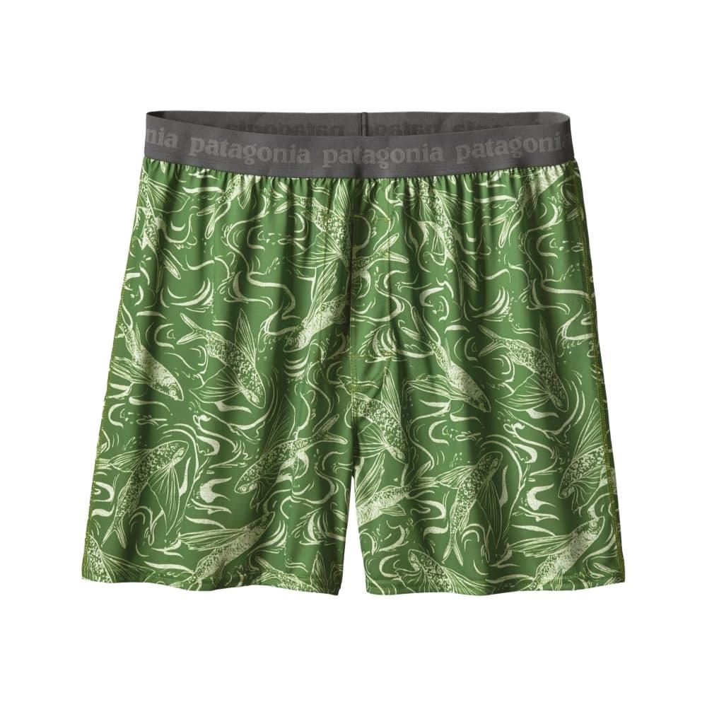 Patagonia Men's Capilene Daily Boxers RGREEN_FRVG