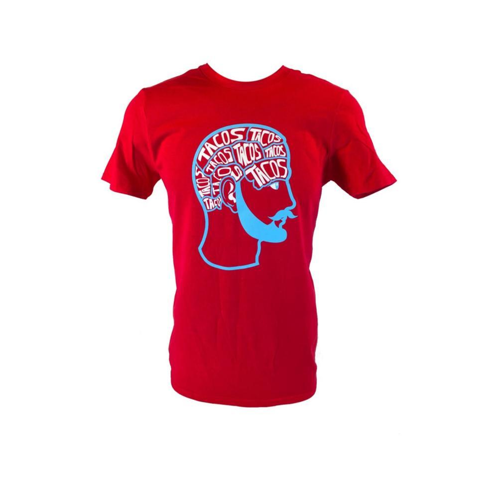 BarbacoApparel Unisex Always On My Mind Tee RED