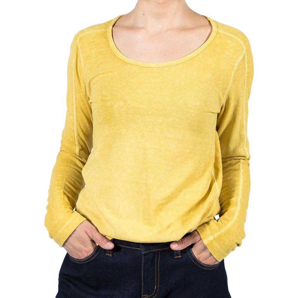 Gramicci Women's Begonia Long Sleeve Shirt BAMBOO