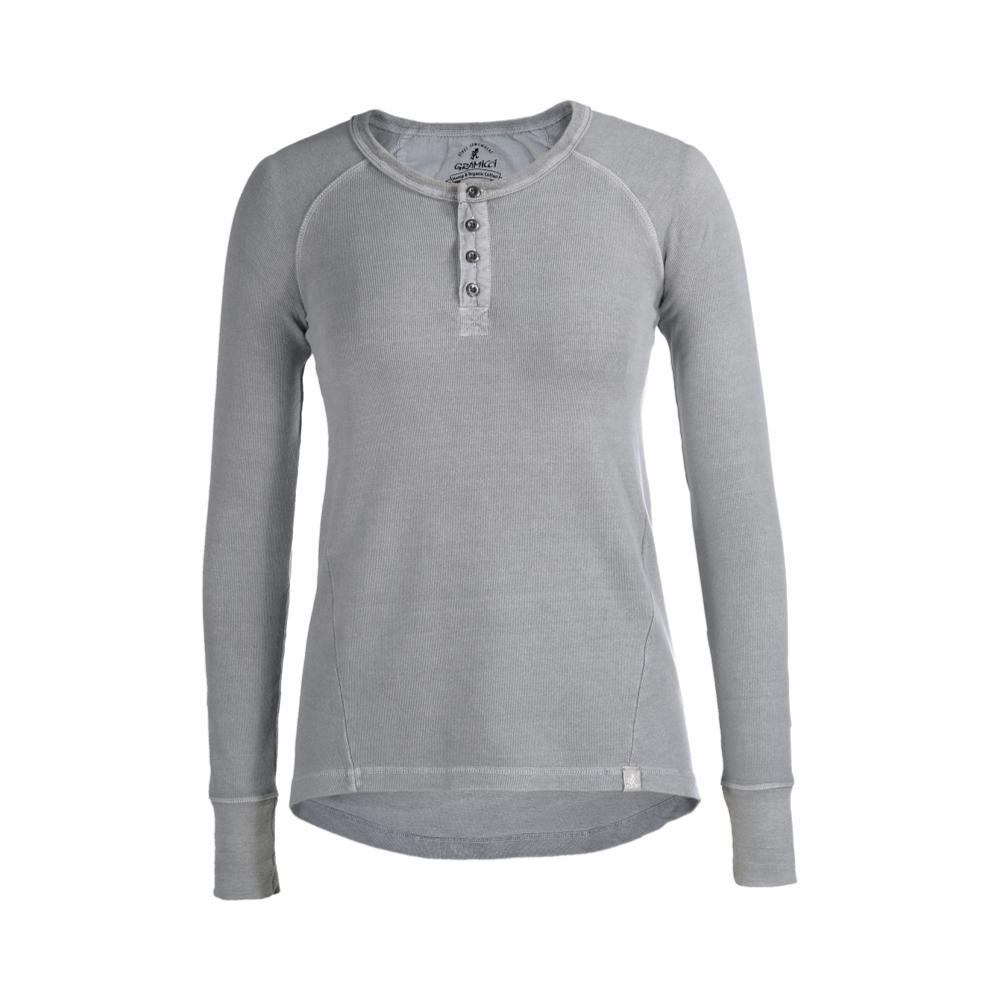 Gramicci Womens Dawn Henly L/S STAINSTEEL