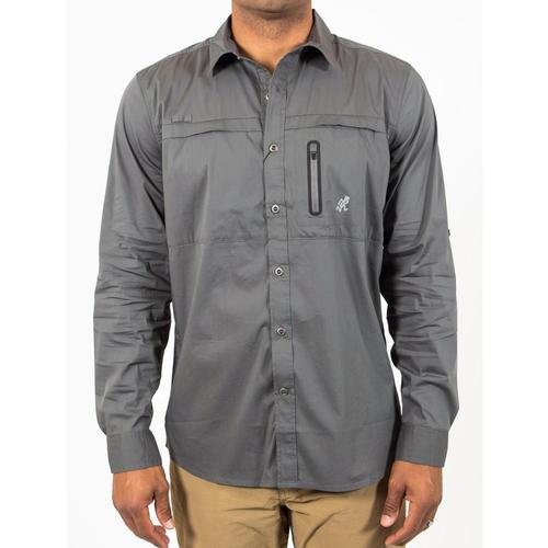 Gramicci Men's NO-squito Shirt