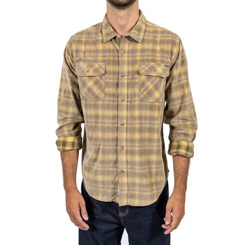 Gramicci Mens' Knock On My Cord Plaid Shirt