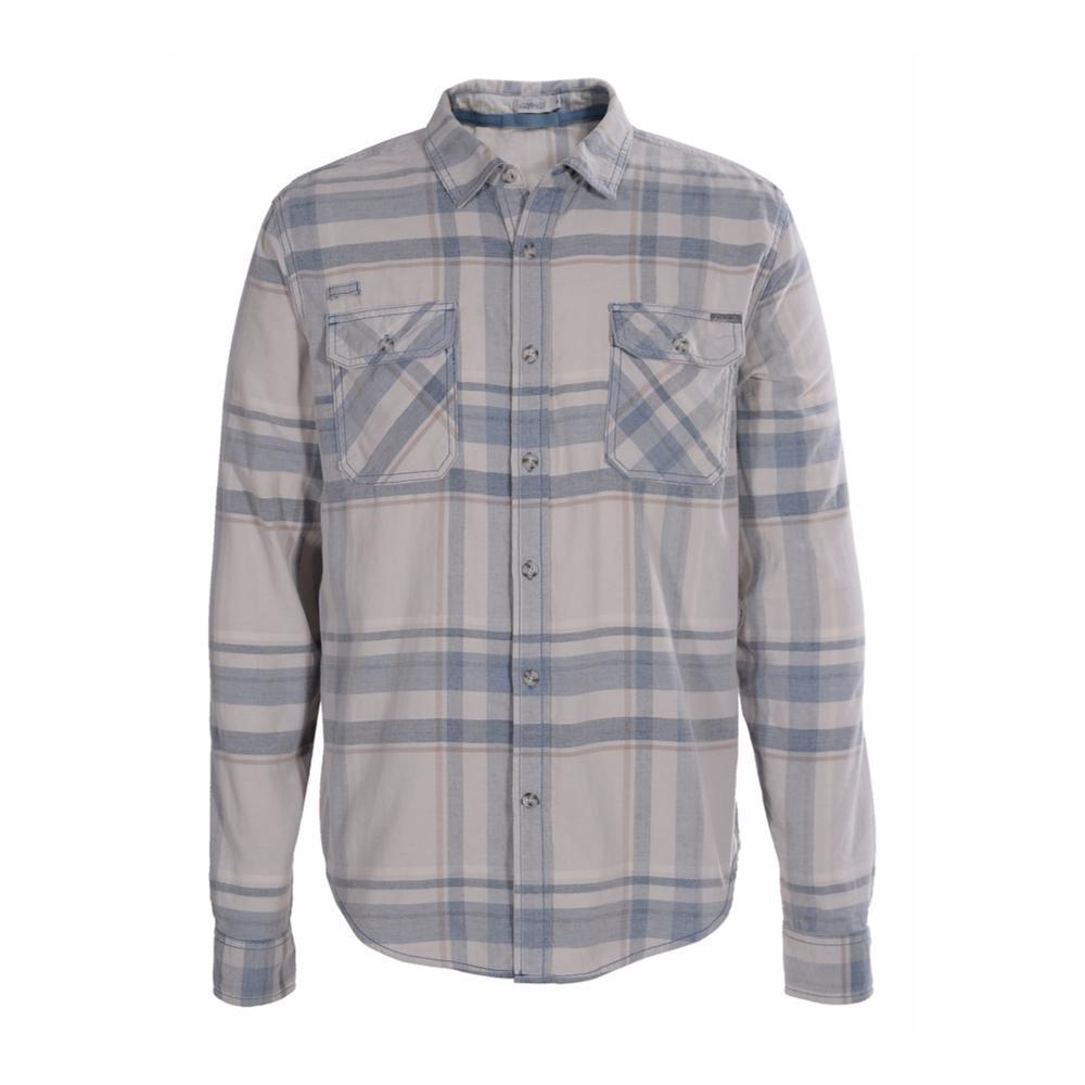 Gramicci Mens' Knock On My Cord Plaid Shirt DENIMBLUE