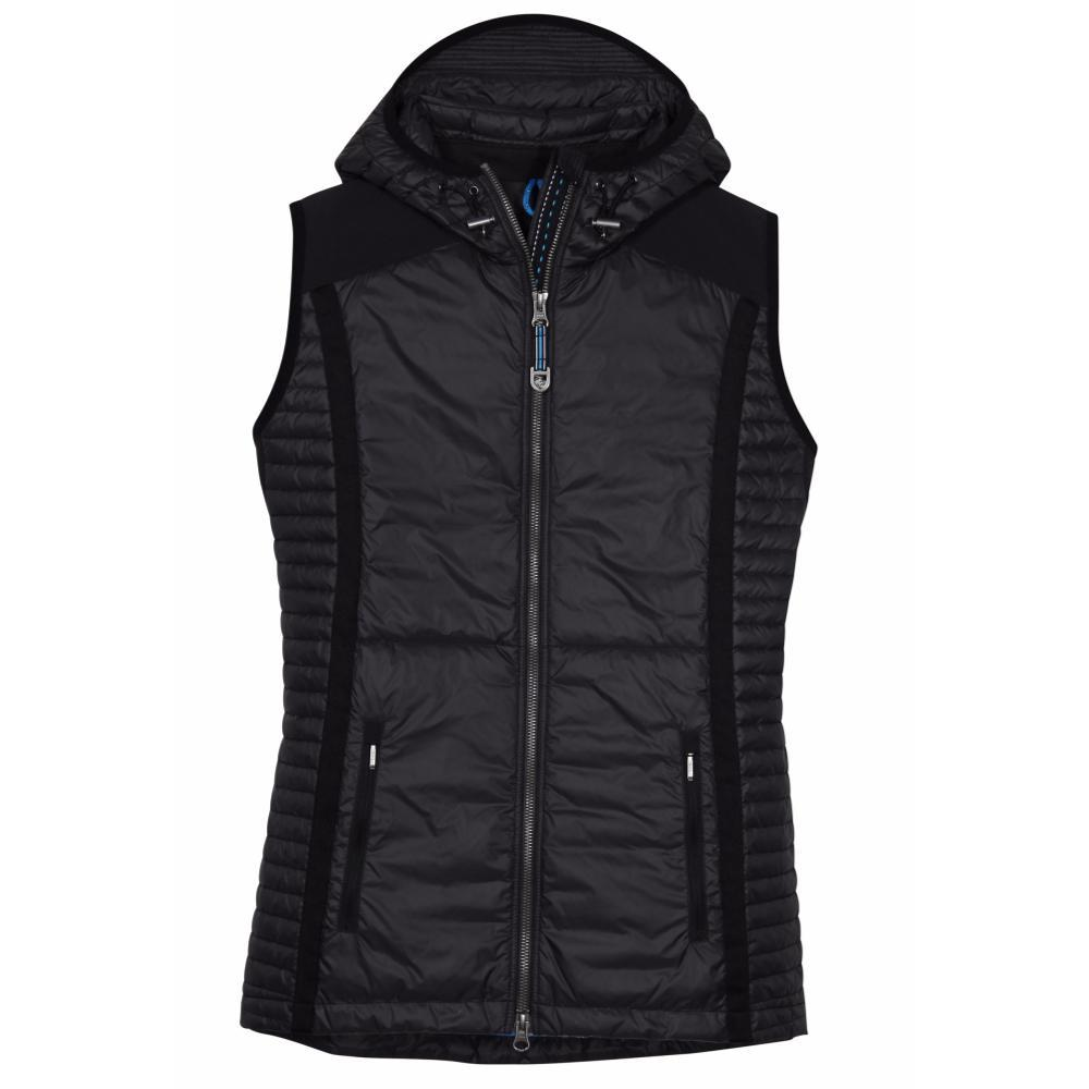 Kuhl Women's Spyfire Hooded Vest RAVEN
