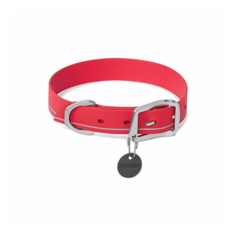 Ruffwear Headwater Collar 14-17in RED