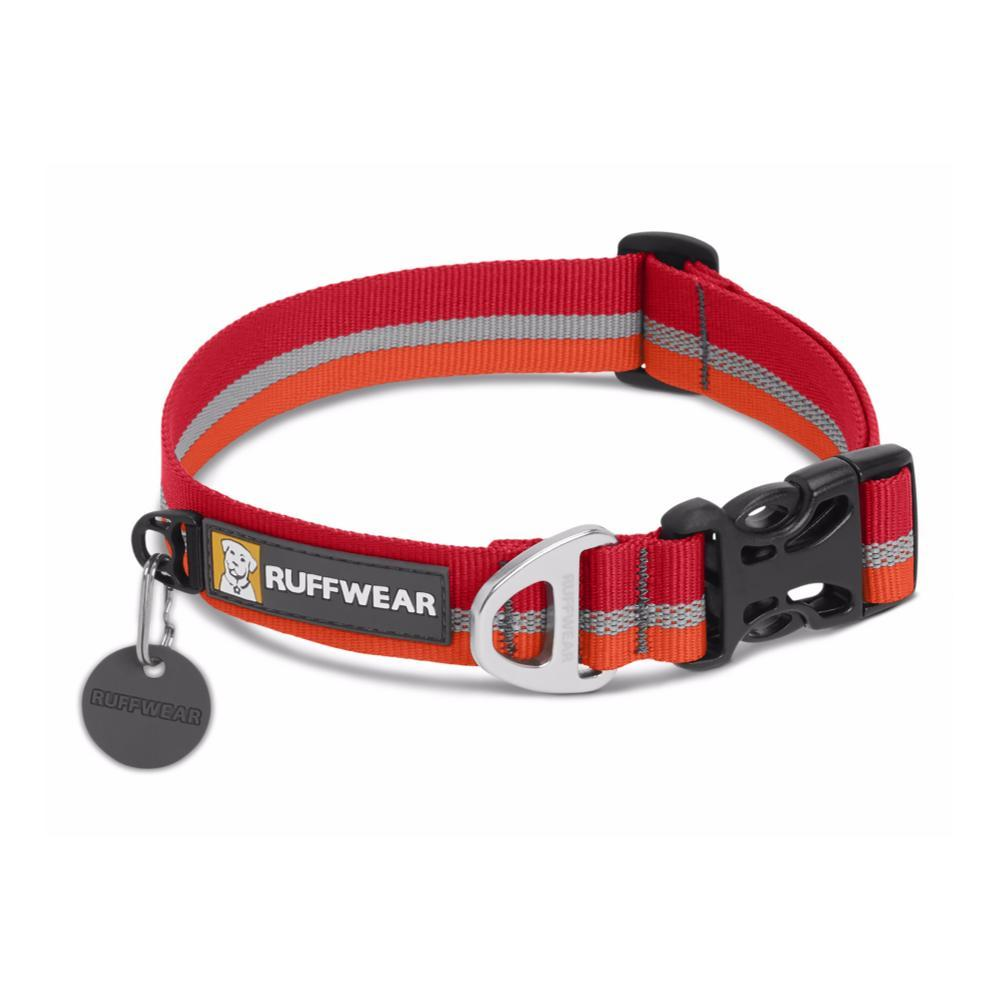 Ruffwear Crag Collar 11-14in KOKANEE_RED